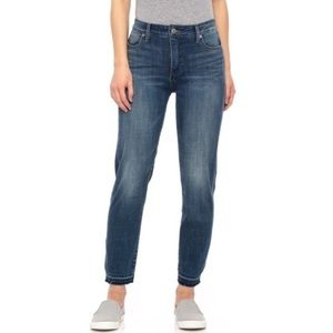 Lucky Brand Hayden Crop Released Hem Jean 10/30